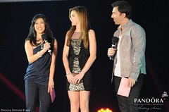 Kristi Yamaguchi, Annie Mae and Michael Weiss