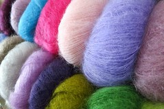 Knit the colour you love (sifis) Tags: light colour love wool fashion canon sweater knitting knit athens yarn greece mohair shawl pullover s100 handknitting sakalak        sakalakwool