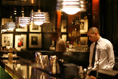 Quiet moment at the bar (DABgp) Tags: vincent southport vincenthotel