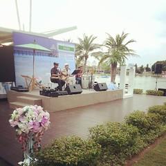 """Beach Clubhouse Perfect Park - Bangyai """"วงละเมอ"""" เปิดงาน ก่อนจะตามด้วย ลิเดีย"""