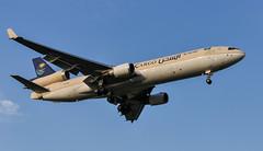 McDonnell Douglas MD-11F (Boushh_TFA) Tags: netherlands airport nikon nederland cargo saudi arabian nikkor douglas schiphol ams md11 mcdonnell eham md11f 18200mm d90 polderbaan vrii hzana