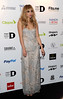 Suki Waterhouse at the Drapers Fashion Awards at Grosvenor House. London