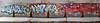 quickage-DSC_0555-DSC_0559 v2 (collations) Tags: toronto ontario graffiti smug gums osker hungr