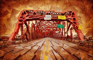 Broadway Bridge - Portland Or.