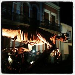 Dragones y princesas ocupan las calles de La Laguna en una noche en blanco.