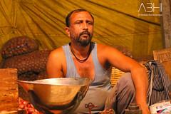 The Seller (abhilashramachandranphotography) Tags: market seller madivala commonman madiwala theseller peoplebengaluru madivwalamarket