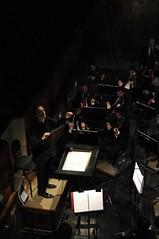 Oliver von Dohnnyi (lorenzog.) Tags: show italy music nikon opera italia theatre live orchestra bologna conductor 2012 d300 lirica orchestrapit pitorchestra lolimpiade teatrocomunalebologna olivervondohnnyi