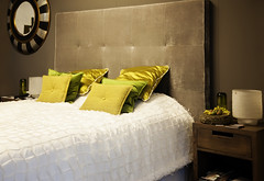 Chambre (StudioDeco - SkipyCreate & Craft) Tags: house home netherlands lamp fashion horizontal comfortable modern hotel design living cozy bed chair soft stitch image furniture interior room seat lounge softness decoration silk style objects nobody pillow indoors sofa textile domestic fabric decorating material cloth comfort relaxation decor residential cushion luxury elegance bolster
