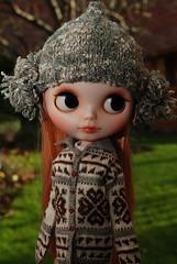 Ugli-knit hat