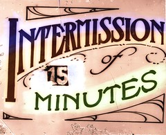 Intermission of 15 minutes