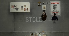 Stolen (TateLostArt) Tags: paris art artwork gallery tate exhibition iso stolen francisbacon channel4 lostart lucianfreud onlinegallery galleryoflostart theftof5paintings