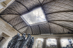 Bomber Command Memorial, Green Park, London (IFM Photographic) Tags: london westminster canon wwii worldwarii greenpark ww2 tamron hdr raf worldwar2 philipjackson royalairforce cityofwestminster 19391945 450d liamoconnor 1024mm vickerswellington bombercommandmemorial sp1024mmf3545 tamronsp1024mmf3545 handleypagehalifaxiii img4299300301302303304tonemappeda