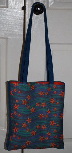 Tote bag - starfish