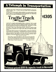 1918 Oct-Dec. The Saturday Evening Post  Traffic Truck (carlylehold) Tags: opportunity history robert st mobile truck vintage louis jones sylvester traffic email here mo corporation smartphone missouri join motor tmobile whistle 7up happens bottling keeper vess signup haefner carlylehold solavei haefnerwirelessgmailcom