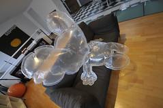 Big Inflatable bear 4 - atana studio (Anthony SJOURN) Tags: bear studio small 4 grand inflatable anthony generation nounours gonflable atana sjourn