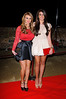 Billi Mucklow and Cara Kilbey The Only Way Is Essex - LIVE episode - James Argent's Charity Show - Essex