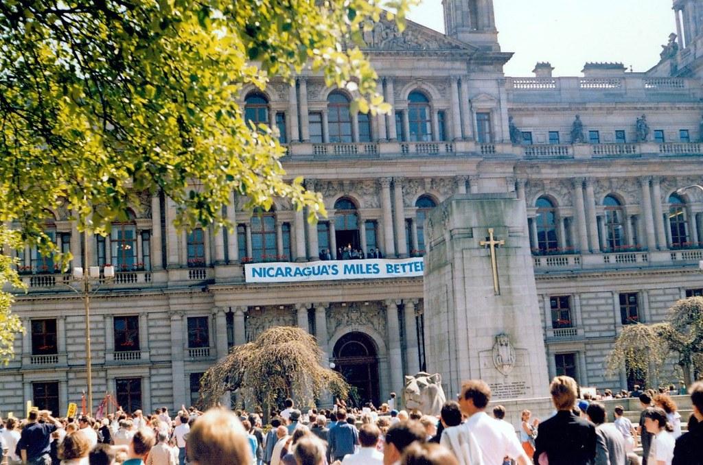 Glasgow City Chambers, 1990s