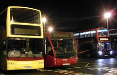 Transdev Harrogate... Starbeck At The Crack Of Dawn..... (Garrietta) Tags: cold yard dark early earlymorning depot harrogate northyorkshire 5am 284 2709 runout starbeck y709hrn transdevharrogate 36cityconnect harrogateconnect yj12mzx