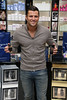 Mark Wright launches his fragrances Mr Wright Pour Homme and Mrs Wright Pour Femme at The Fragrance Shop