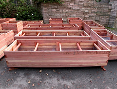 "Interlocked Corners Planter Box Side View • <a style=""font-size:0.8em;"" href=""https://www.flickr.com/photos/87478652@N08/8264856544/"" target=""_blank"">View on Flickr</a>"