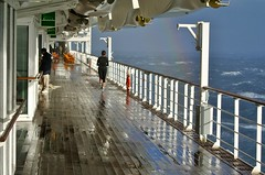 aboard RMS Queen Mary 2 (troutwerks) Tags: storm queenmary2 cunard newyorktosouthampton seconddayout