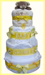 Nappy cake (105) (Labours Of Love Baby Gifts) Tags: babygift nappycake nappycakes newbabygifts laboursoflovebabygifts