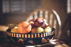 Fruit and Window Light (Proleshi) Tags: stilllife orange macro texture closeup fruit 50mm nikon naturallight citrus josephs jamal d300s 50mm14afs proleshi