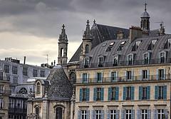 PARIGI. PLACE DE L'HOTEL DE VILLE (FRANCO600D) Tags: paris france canon hoteldeville tetti sigma francia parigi palazzi edifici centrocitt eos600d franco600d