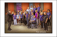 IMG_1605 - CHORUS (Derek Hyamson) Tags: choir candid hdr albertdock liverpool