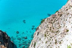 Sea (pinomangione) Tags: pinomangione capovaticano tropea calabria italy costa costadeglidei litorale sea blu mare