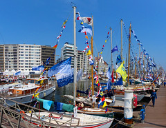 Oostende voor Anker 2016 (01) (Johnny Cooman) Tags: haven port landscape puerto boot boat ship belgium belgique harbour belgi westvlaanderen porto mast bateau hafen oostende bel segelschiff aaa ostend sailingship landschap flanders belgien zeilboot westflanders zeilschip ostende blgica schip vlaanderen flandern belgia evenement flandre flandes boeg  oostendevooranker flemishregion flhregion panasonicdmcfz200