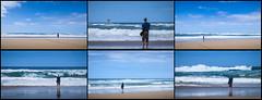 About Me - I love the Ocean (stefanfricke) Tags: beach collage fuerteventura cofete ocean water waves 7dwf nikon d80