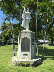 Grand Army Of The Republic Monument Woodlawn Park Cemetery Miami (Phillip Pessar) Tags: woodlawn park cemetery north miami