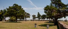 Fort Reno Cemetery (Ivaj Aicrag) Tags: fort elreno oklahoma route66 ruta 66 ruta66 route usa estadosunidos america highway reno cemetery panoramica pano panorama panoramic