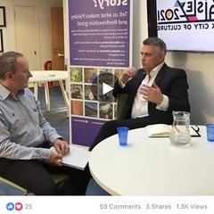 Ok who wants to be next to be interviewed on the Paisley site? #fun #interview (paisleyorguk) Tags: ifttt instagram paisley regressive scotland