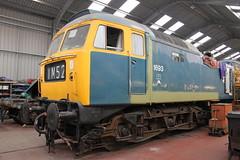 IMG_8409 (D9022) Tags: gloucesterwarwickshirerailway toddington 47376 freightliner gloucestershire 7903 d6948 37248 37215 35006 peninsular oriental sn co royal merchant navy class 4270 foremarke hall d8137 1693 d6036
