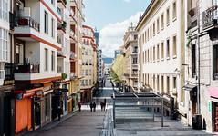 Calles de Vitoria (Ivan_Fle) Tags: vitoria euskadi paisvasco espaa europe sonynex6 nex vsco preset city street