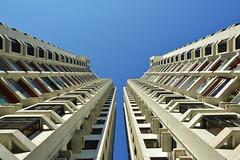 Heng Fa Chuen (Gomen S) Tags: abstract architecture building urban city hk hongkong china asia tropical 2016 1685mm d5200 nikon afternoon summer