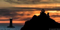 _D816960-Porspozen (Brestitude) Tags: phare lighthouse four porspoder silhouette smartphone zen roche sunset coucher soleil finistre t summer bretagne brittany breizh mer sea iroise brestitude laurentnevo2016