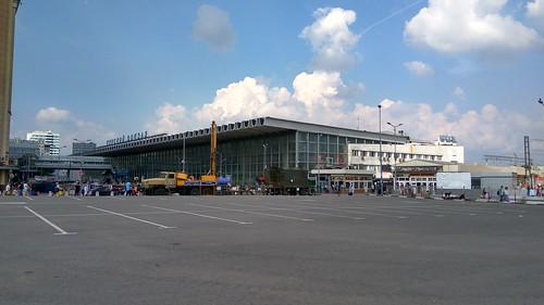 Курский вокзал ©  trolleway