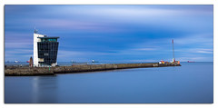 Harbour Control Tower.jpg (___INFINITY___) Tags: 6d aberdeen canonef70200mmf4lusm harbour canon darrenwright dazza1040 eos harbourtower infinity longexposure scotland seascape