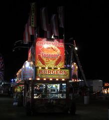 Philly Cheese Steak Factory. (dccradio) Tags: malone ny newyork franklincounty franklincountyfair communityevent fun entertainment event annual fair festival countyfair foodtrailer fairfood concessions foodconcessions phillycheesesteak hamburger corndogs hotdogs cheeseburger