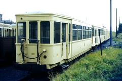 Slide 071-18 (Steve Guess) Tags: tram tramway streetcar strassenbahn strasenbahn  belgium belgique belgien belgi  flanders flandre flandern  nmvb sncv vicinal oostende ostend