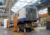 D Stock in Acton Works (bowroaduk) Tags: tube londontransport londonunderground