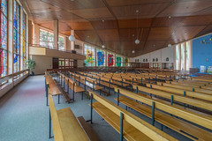 INTERIOR SHOTS OF SAINT PATRICKS CHURCH [FOR MY SECOND SESSION I HAD SOME FUN USING A 15mm LENS]-119925 (infomatique) Tags: galway interior church saintpatricks voigtlnder15mm ultrawideangle lens williammurphy sony a7rm2 ireland infomatique zozimuz fotonique