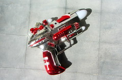 Alien Planet Space Gun With Working Lights And Sounds By ITP Imports - 5 Of 6 (Kelvin64) Tags: alien planet space gun with working lights and sounds by itp imports