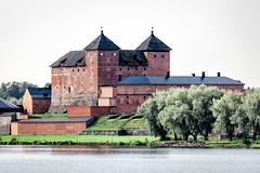 Hmeenlinna (Tuomo Lindfors) Tags: suomi finland dxo filmpack hmeenlinna hmecastle linna castle vanajavesi jrvi lake topazlabs clarity
