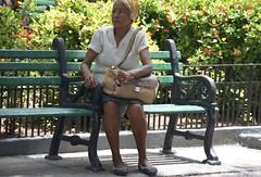 Cubana fumadora de habanos, Santiago de Cuba (heraldeixample) Tags: heraldeixample cuba gent people gente pueblo popular cigar cigarro puro habano hav dona noia woman girl mujer chica frau mdchen mare madre mother mre mutter tochter   menina mulher donna emakumea kvinde femme boireannach fenyw bean kvinne mukadzi  ayol albertdelahoz fumadoradehabanos womancigarsmoker womancigarsmoking santiagodecuba repblicadecuba