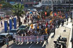 Manisfestation LLORET DEL MAR (1) (hube.marc) Tags: manisfestation lloret del mar espagne spain ccoo syndicat