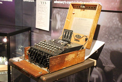 National Cryptologic Museum (patchais) Tags: national cryptologic museum fort meade codes ciphers world war ii enigma nazi
